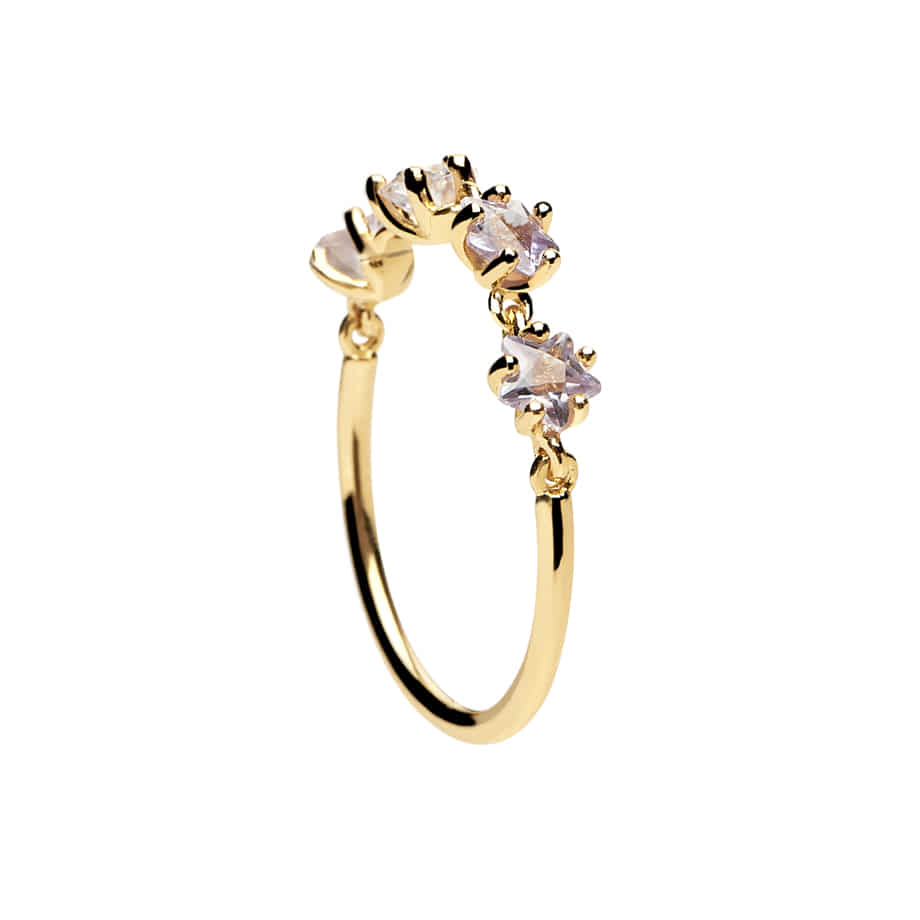 ELECTRA GOLD RING